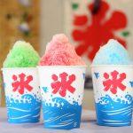 冷たい!おいしい! かき氷 KITZ-RACING ハイエース アルファード ヴェルファイア