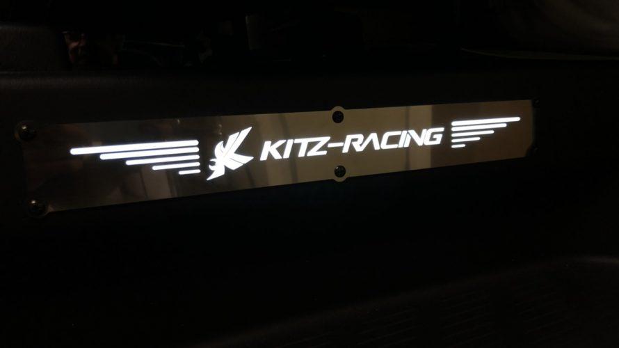 光がきれいだけどもきれいに撮れない KITZ-RACNG KUHL-RACING ハイエース アルファード